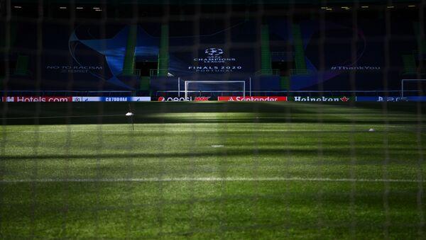 Joze Alvalade stadionu, arxiv şəkli - Sputnik Azərbaycan
