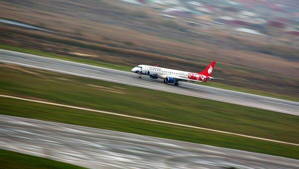 Самолет авикомпании Buta Airways, фото из архива - Sputnik Азербайджан