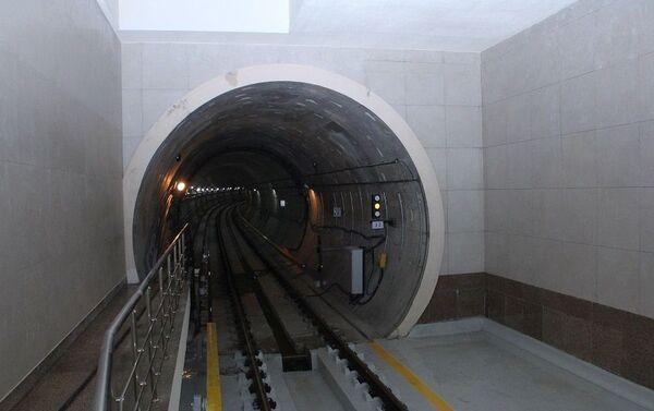 Станция 8 Ноября - Sputnik Азербайджан