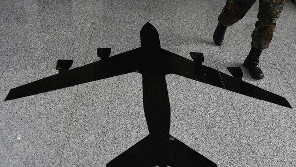 Солдат на авиабазе в Турции, фото из архива - Sputnik Азербайджан