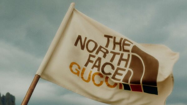 Коллаборация Gucci и The North Face — ода технологичности. Новое место съемки — Дагестан - Sputnik Азербайджан
