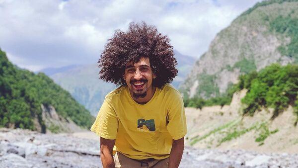 Азербайджанский видеоблогер Расул Расулов, фото из архива - Sputnik Азербайджан