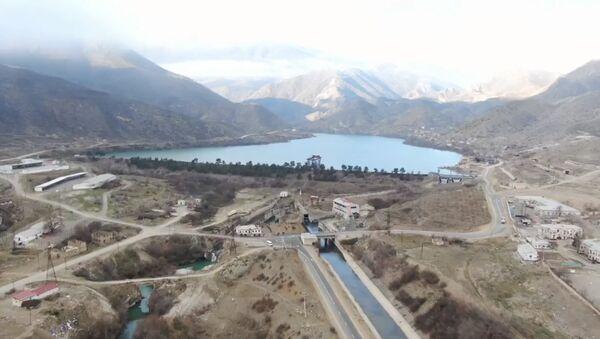 Suqovuşan Kiçik Su Elektrik Stansiyası - Sputnik Азербайджан