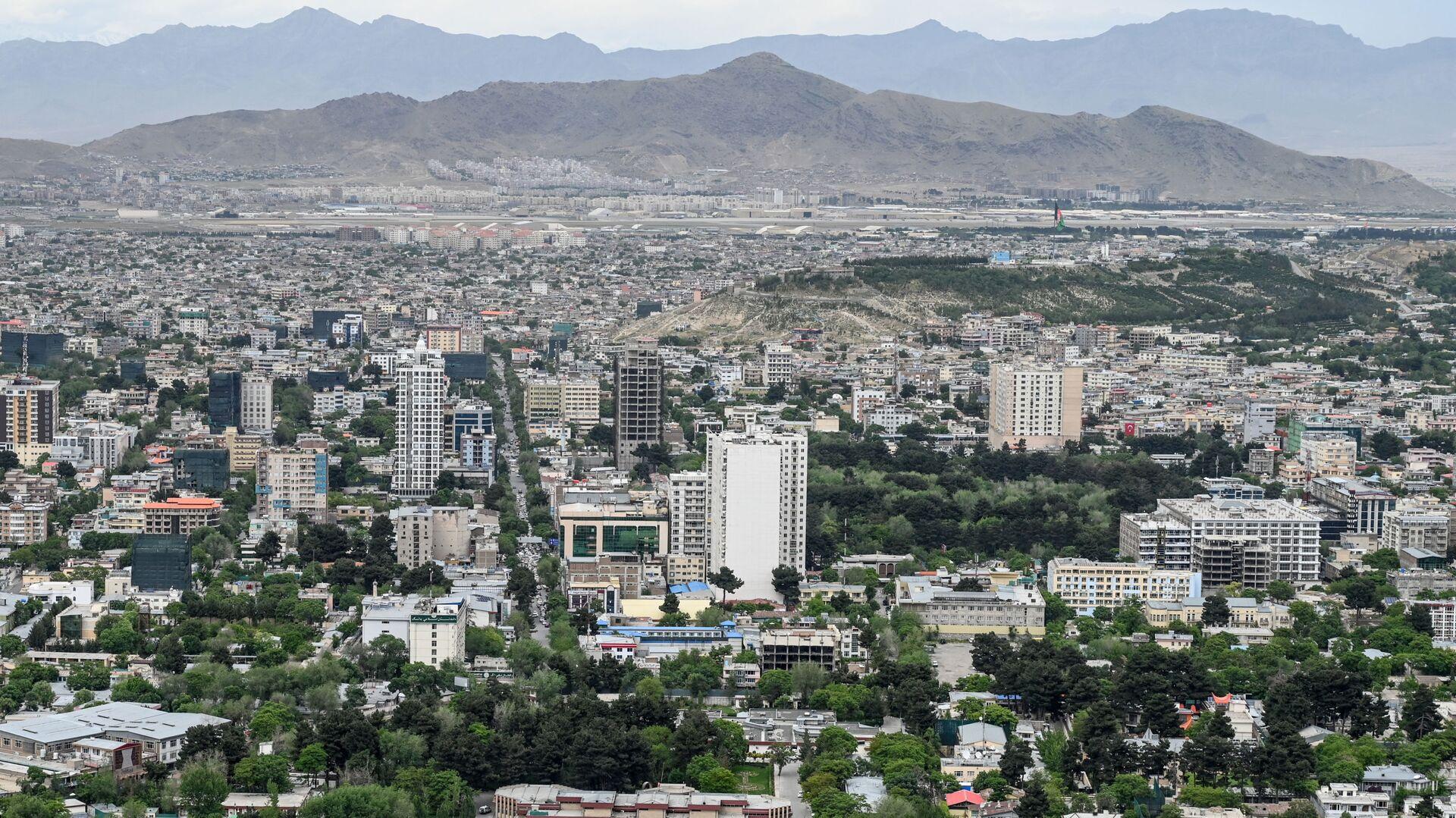 Вид на Кабул, фото из архива - Sputnik Azərbaycan, 1920, 12.09.2021