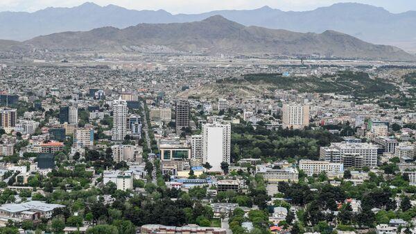 Вид на Кабул, фото из архива - Sputnik Azərbaycan