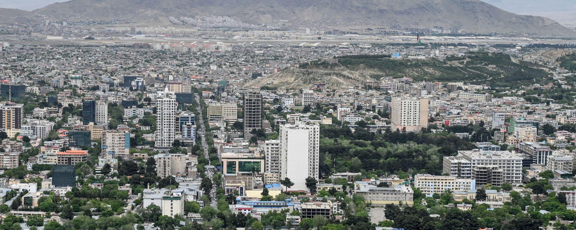 Вид на Кабул, фото из архива - Sputnik Азербайджан, 1920, 13.01.2021