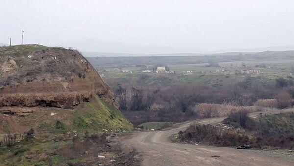 Село Гервенд Физулинского района  - Sputnik Азербайджан