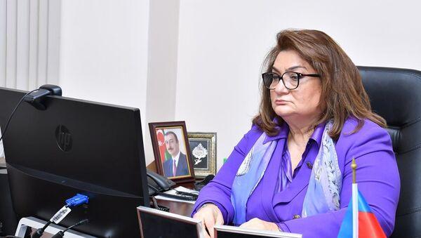 Hicran Hüseynova  - Sputnik Azərbaycan