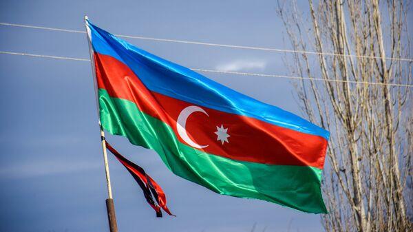 Azərbaycan bayrağı - Sputnik Азербайджан