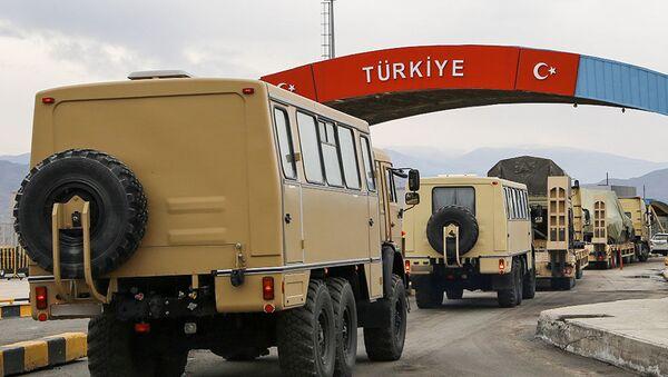 Отправка Военнослужащих Отдельной общевойсковой армии в Карс - Sputnik Азербайджан