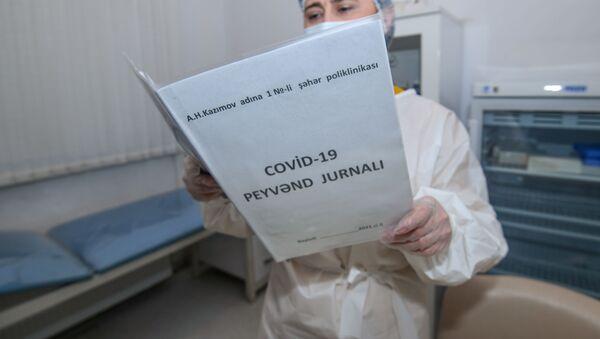 Вакцинация от коронавируса в Азербайджане - Sputnik Азербайджан