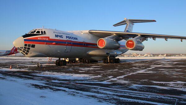 Дополнительная группа пиротехников МЧС России направлена в Азербайджан - Sputnik Азербайджан