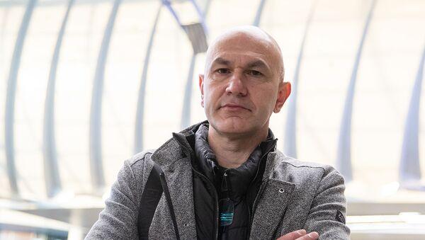 Дмитрий Крамаренко, фото из архива - Sputnik Азербайджан