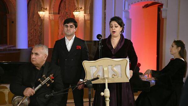 На концерте - Sputnik Азербайджан