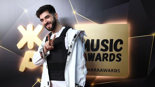 Азербайджанский певец на вершине российского хит-парада - Sputnik Азербайджан