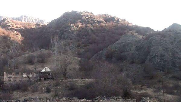 Kəndyeri kəndi - Sputnik Азербайджан