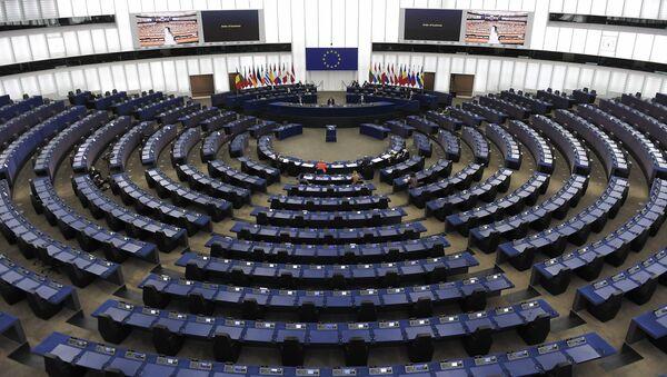 Заседание зимней сессии Парламентской ассамблеи Совета Европы (ПАСЕ) в Страсбурге, фото из архива - Sputnik Азербайджан