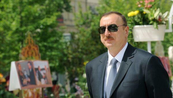 Старые фотографии Ильхама Алиева - Sputnik Азербайджан