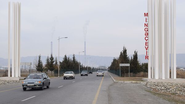 Mingəçevirdə - Sputnik Azərbaycan