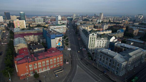 Города России. Новосибирск - Sputnik Азербайджан