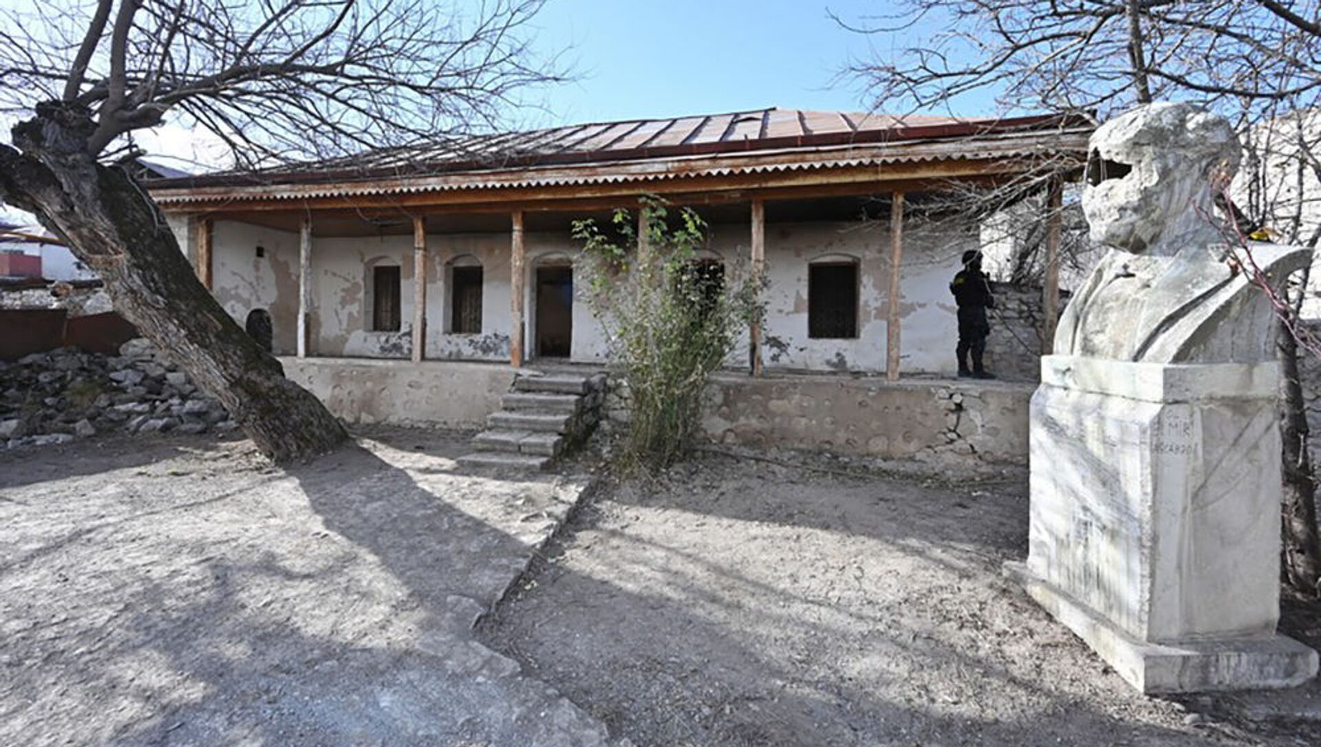 Доме-музей Бюльбюля в Шуше - Sputnik Азербайджан, 1920, 11.03.2021
