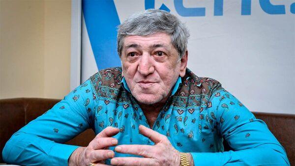 Xalq artisti Rəmiş (Rafiq Hüseynov), arxiv şəkli - Sputnik Азербайджан