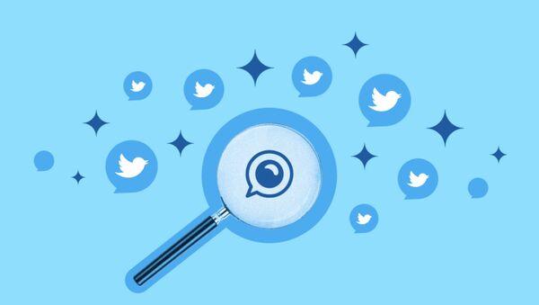 Twitter за честную информацию: какой станет популярная соцсеть? - Sputnik Азербайджан