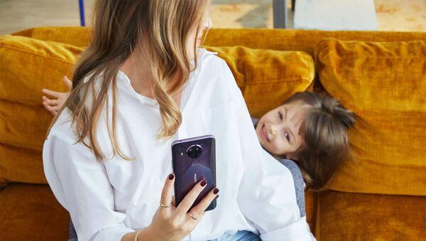 Три новых недорогих смартфона Nokia: какими они будут - Sputnik Азербайджан