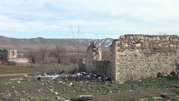 Mirlər kəndi - Sputnik Азербайджан
