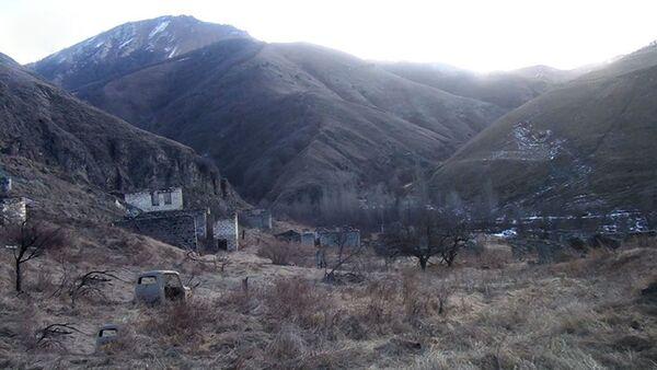 Qaraxançallı kəndi - Sputnik Азербайджан