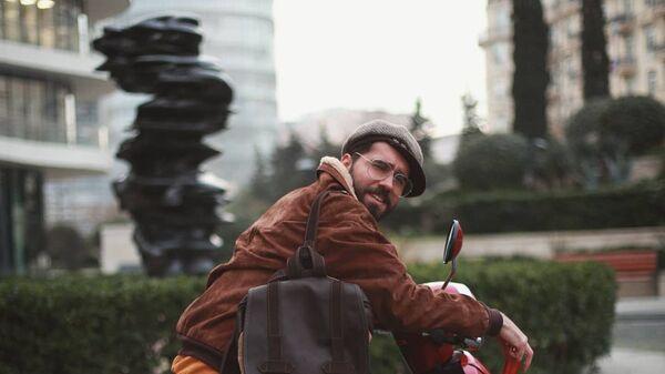 Чингиз Мустафаев, фото из архива - Sputnik Azərbaycan