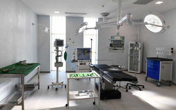 Центральная больница Абшеронского района - Sputnik Азербайджан