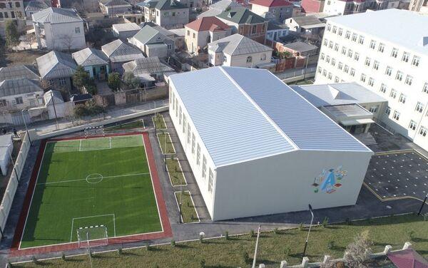 Школа-лицей номер три в Хырдалане - Sputnik Азербайджан