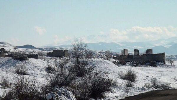 Alaqurşaq kəndi - Sputnik Азербайджан