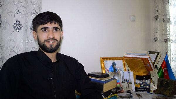 Не могу поверить, что первым исполнил азан с минарета в Шуше – видео с ветераном - Sputnik Азербайджан