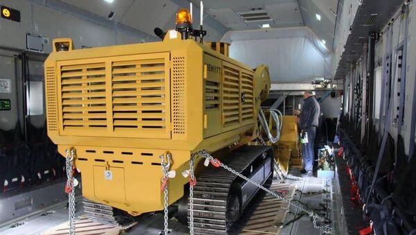 20 турецких машин механического разминирования (MEMATT) поставляются в Азербайджан - Sputnik Азербайджан