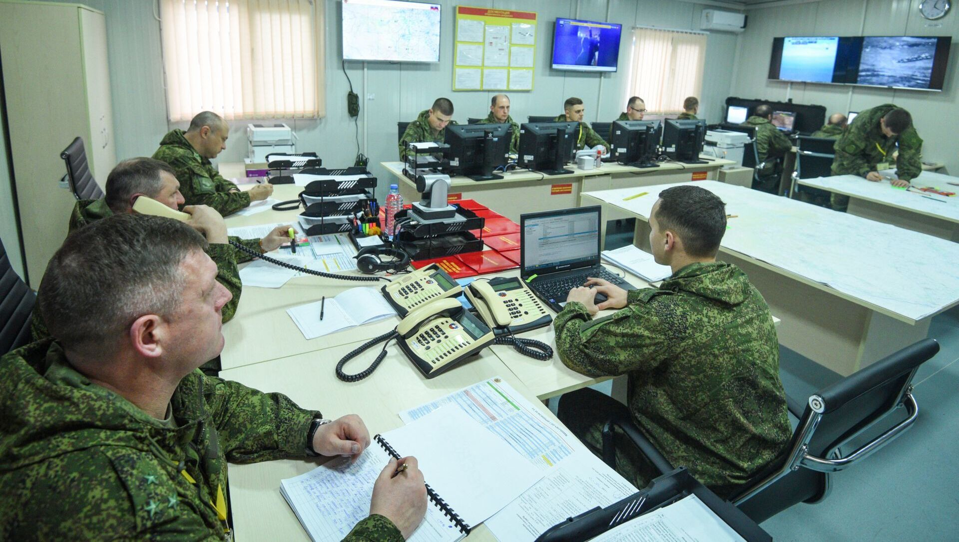 Российско-турецкий центр контроля за соблюдением перемирия в Нагорном Карабахе - Sputnik Азербайджан, 1920, 21.04.2021