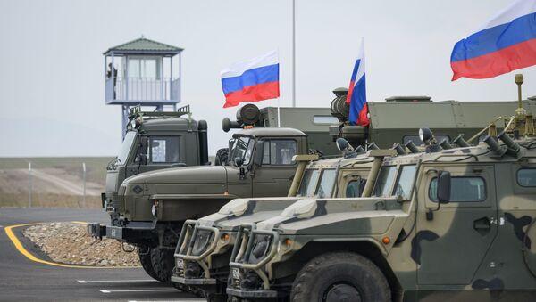 Ağdamda Türkiyə-Rusiya Birgə Monitorinq Mərkəzi - Sputnik Azərbaycan