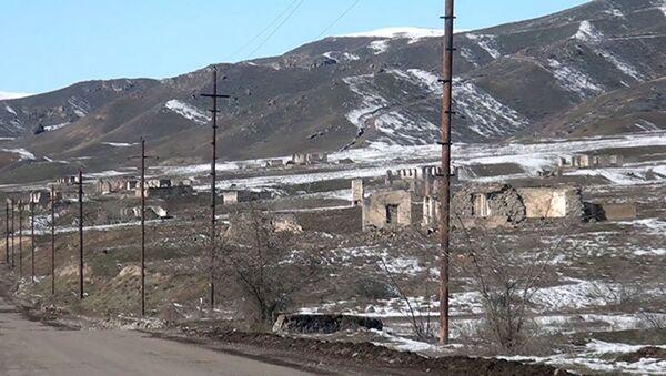Diləli Müskənli kəndi - Sputnik Азербайджан