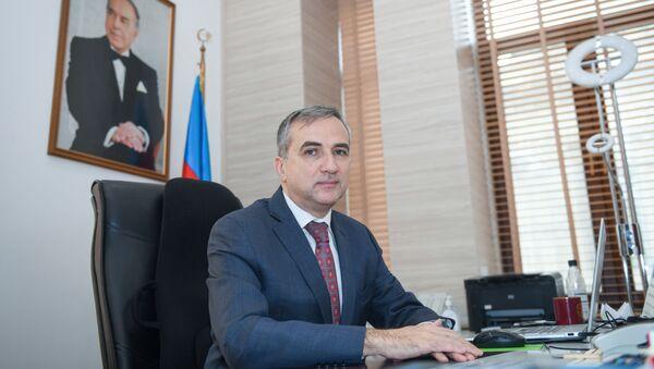 Председатель Центра анализа международных отношений Фарид Шафиев - Sputnik Azərbaycan