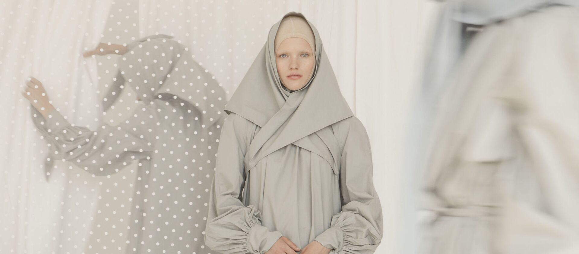 Как москвичка приняла ислам и создала бренд мусульманской одежды - Sputnik Азербайджан, 1920, 10.02.2021