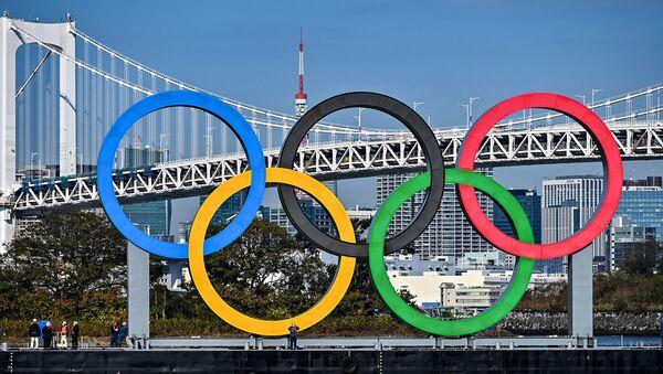 Организаторы Олимпийских игр в Токио опубликовали необычные правила поведения для гостей соревнований - Sputnik Азербайджан