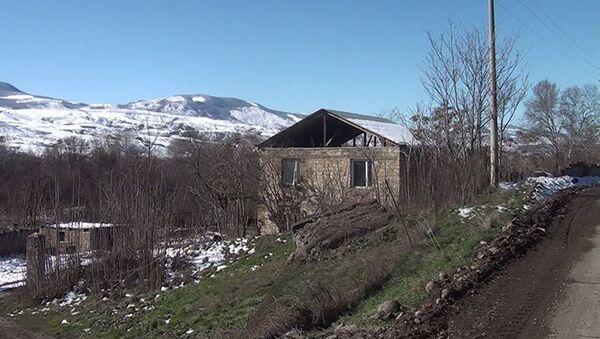 Qəzyan kəndi - Sputnik Азербайджан
