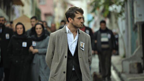 Кадр из фильма Çukur - Sputnik Азербайджан