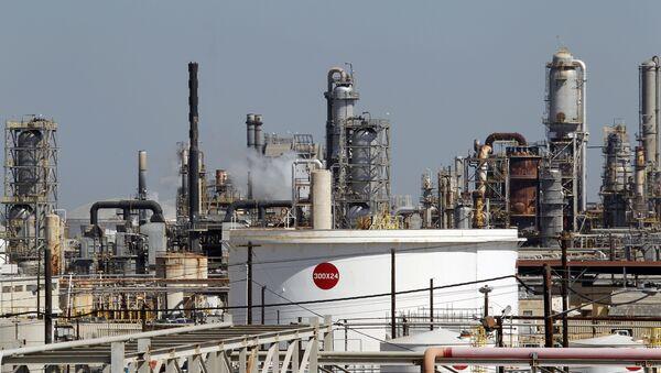 НПЗ ExxonMobil  - Sputnik Азербайджан