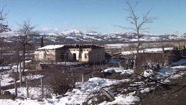 Zilanlı kəndi - Sputnik Азербайджан