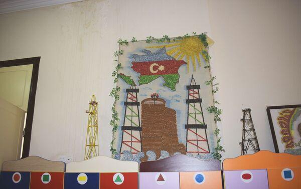 Ясли-детский сад Турадж в Сабаильском районе - Sputnik Азербайджан