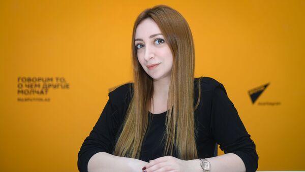 Айгюль Тагиева - Sputnik Азербайджан