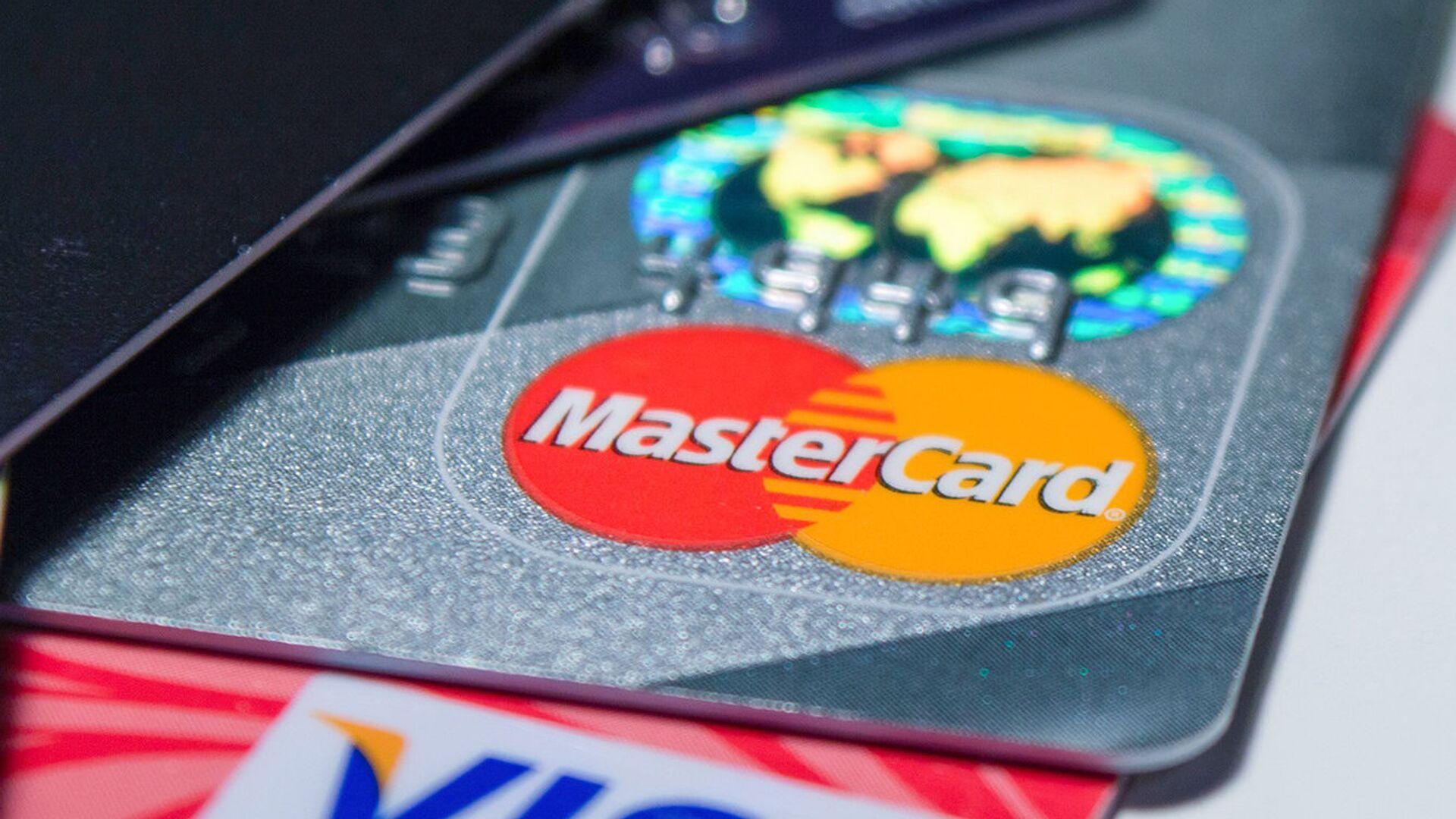 Mastercard начнет работать с криптовалютами уже в этом году - Sputnik Азербайджан, 1920, 28.04.2021