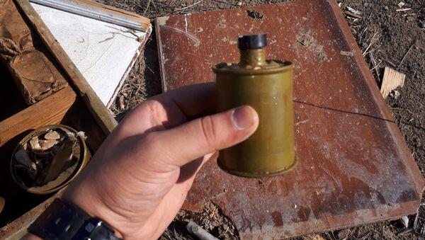Обнаружены боеприпасы в Агдамском районе Азербайджана - Sputnik Азербайджан
